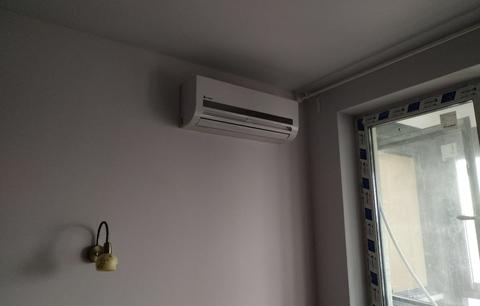 Монтаж кондиционера в квартире м. Жулебино